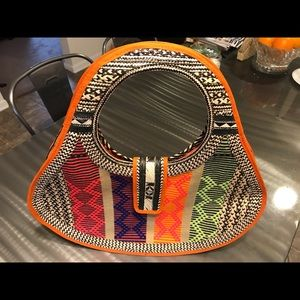 Woman's Shoulder Bag and Purse